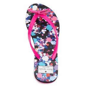 kate spade new york Nova Cabaret Pink flip flop